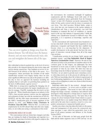 Maritime Logistics Professional Magazine, page 34,  Q4 2011 Richard Sadler