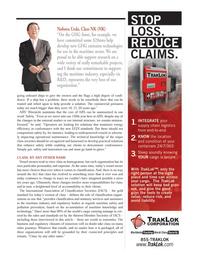 Maritime Logistics Professional Magazine, page 37,  Q4 2011 emission technologies