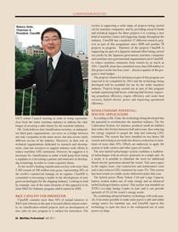 Maritime Logistics Professional Magazine, page 46,  Q4 2011 Japanese government