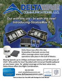 Maritime Logistics Professional Magazine, page 3,  Q4 2011