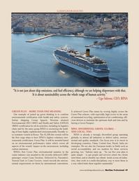 Maritime Logistics Professional Magazine, page 49,  Q4 2011 cient devices