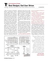 Maritime Logistics Professional Magazine, page 50,  Q4 2011 untested BWT technologies