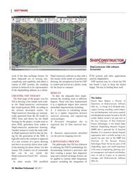 Maritime Logistics Professional Magazine, page 58,  Q4 2011 few simple tools