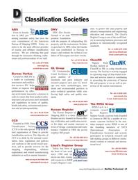 Maritime Logistics Professional Magazine, page 63,  Q4 2011 property andadvance transportation