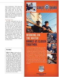 Maritime Logistics Professional Magazine, page 9,  Q1 2012