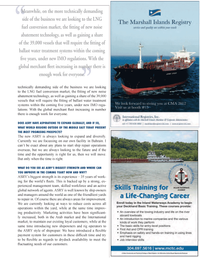 Maritime Logistics Professional Magazine, page 23,  Q1 2012