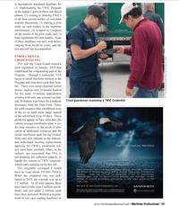 Maritime Logistics Professional Magazine, page 25,  Q1 2012