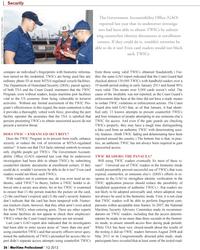 Maritime Logistics Professional Magazine, page 26,  Q1 2012