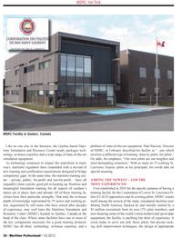 Maritime Logistics Professional Magazine, page 36,  Q1 2012