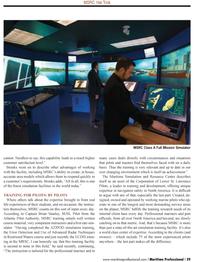 Maritime Logistics Professional Magazine, page 39,  Q1 2012