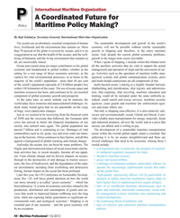 Maritime Logistics Professional Magazine, page 44,  Q1 2012