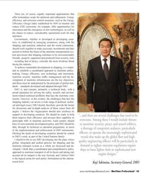Maritime Logistics Professional Magazine, page 45,  Q1 2012
