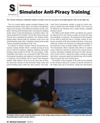 Maritime Logistics Professional Magazine, page 46,  Q1 2012