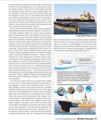 Maritime Logistics Professional Magazine, page 47,  Q1 2012