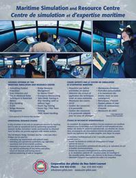 Maritime Logistics Professional Magazine, page 3,  Q1 2012