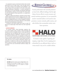 Maritime Logistics Professional Magazine, page 51,  Q1 2012
