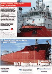 Maritime Logistics Professional Magazine, page 5,  Q1 2012