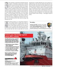 Maritime Logistics Professional Magazine, page 11,  Q2 2012