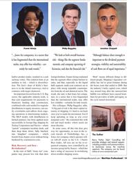 Maritime Logistics Professional Magazine, page 15,  Q2 2012 Barry Parker