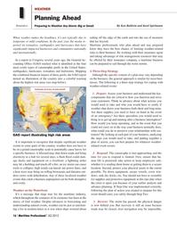 Maritime Logistics Professional Magazine, page 16,  Q2 2012
