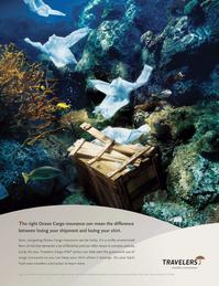 Maritime Logistics Professional Magazine, page 2nd Cover,  Q2 2012