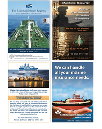 Maritime Logistics Professional Magazine, page 25,  Q2 2012