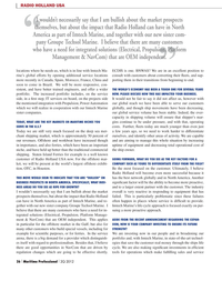 Maritime Logistics Professional Magazine, page 26,  Q2 2012