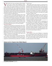 Maritime Logistics Professional Magazine, page 46,  Q2 2012 China
