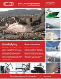 Maritime Logistics Professional Magazine, page 3,  Q2 2012