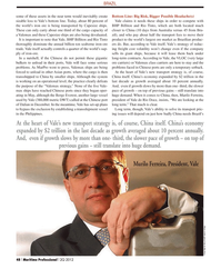 Maritime Logistics Professional Magazine, page 48,  Q2 2012 Philippines