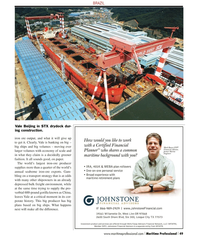 Maritime Logistics Professional Magazine, page 49,  Q2 2012