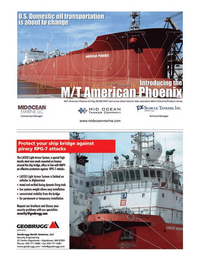 Maritime Logistics Professional Magazine, page 9,  Q3 2012