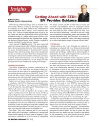 Maritime Logistics Professional Magazine, page 14,  Q3 2012