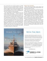 Maritime Logistics Professional Magazine, page 17,  Q3 2012