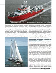 Maritime Logistics Professional Magazine, page 19,  Q3 2012