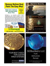 Maritime Logistics Professional Magazine, page 27,  Q3 2012