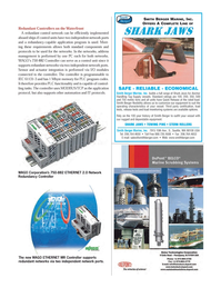 Maritime Logistics Professional Magazine, page 29,  Q3 2012