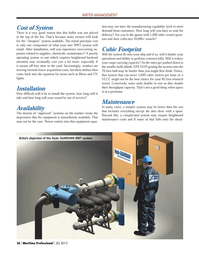 Maritime Logistics Professional Magazine, page 36,  Q3 2012 manufacturing capability