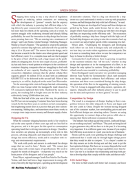 Maritime Logistics Professional Magazine, page 40,  Q3 2012