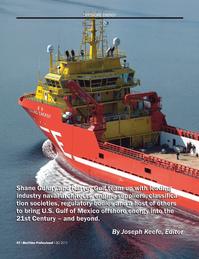Maritime Logistics Professional Magazine, page 42,  Q3 2012