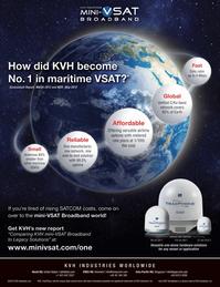 Maritime Logistics Professional Magazine, page 3,  Q3 2012