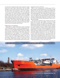 Maritime Logistics Professional Magazine, page 55,  Q3 2012 Royal Navy