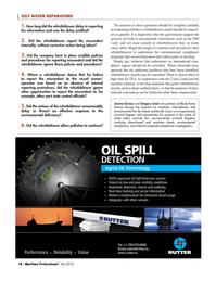 Maritime Logistics Professional Magazine, page 18,  Q4 2012