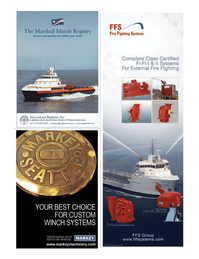 Maritime Logistics Professional Magazine, page 23,  Q4 2012