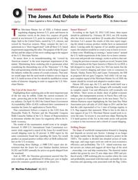 Maritime Logistics Professional Magazine, page 24,  Q4 2012