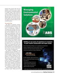 Maritime Logistics Professional Magazine, page 25,  Q4 2012