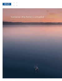 Maritime Logistics Professional Magazine, page 32,  Q4 2012
