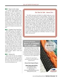 Maritime Logistics Professional Magazine, page 55,  Q4 2012