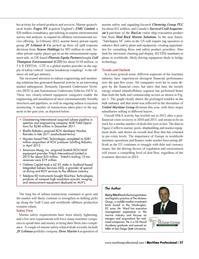 Maritime Logistics Professional Magazine, page 57,  Q4 2012
