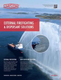 Maritime Logistics Professional Magazine, page 4th Cover,  Q4 2012